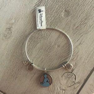 Alex & Ani Cinderella Charm Bracelet